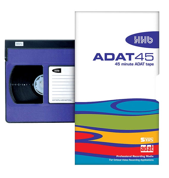 Image of HHB ADAT45 - 45 MINUTE ULTIMATE MASTER ADAT IN SLEEVE *Single