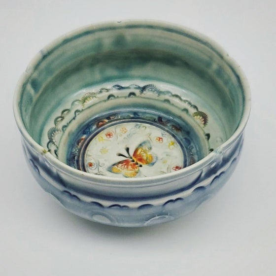 Image of Butterfly Keepsake Dish