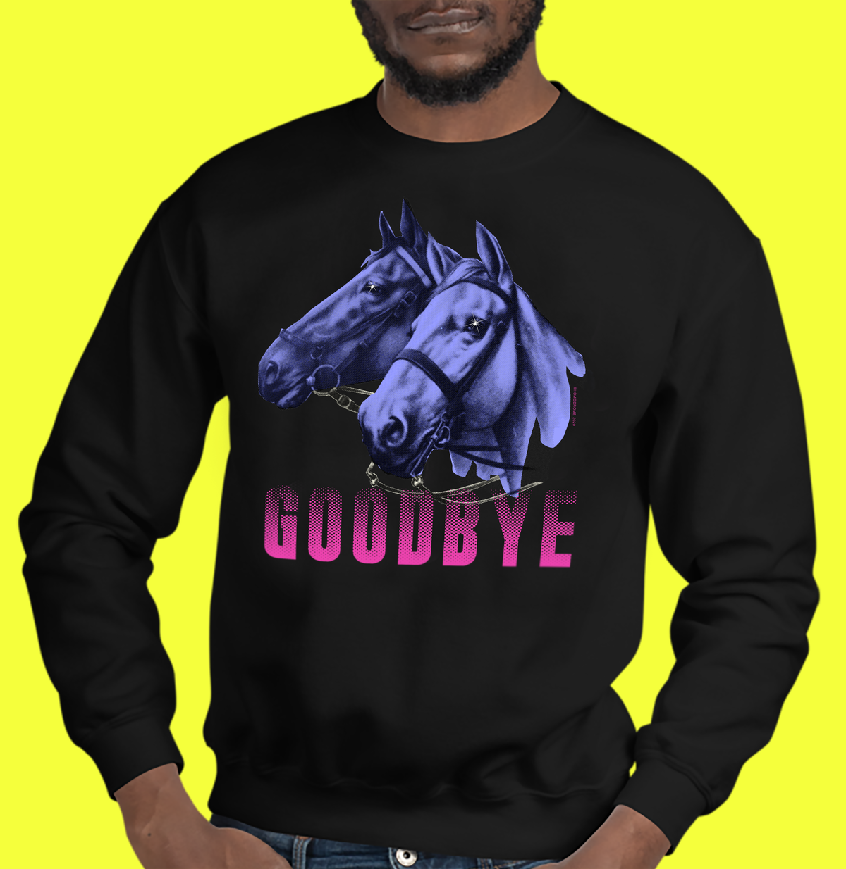 Image of GOODBYE HORSES CREW / 4 Language