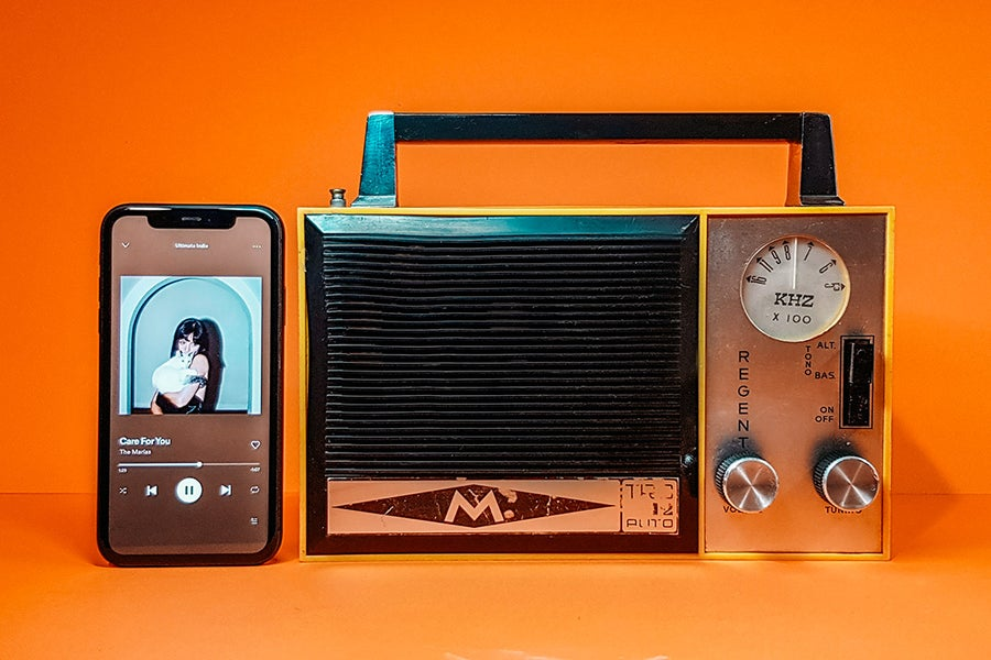 Image of TRS 12 AUTO (1967) SPEAKER BLUETOOTH