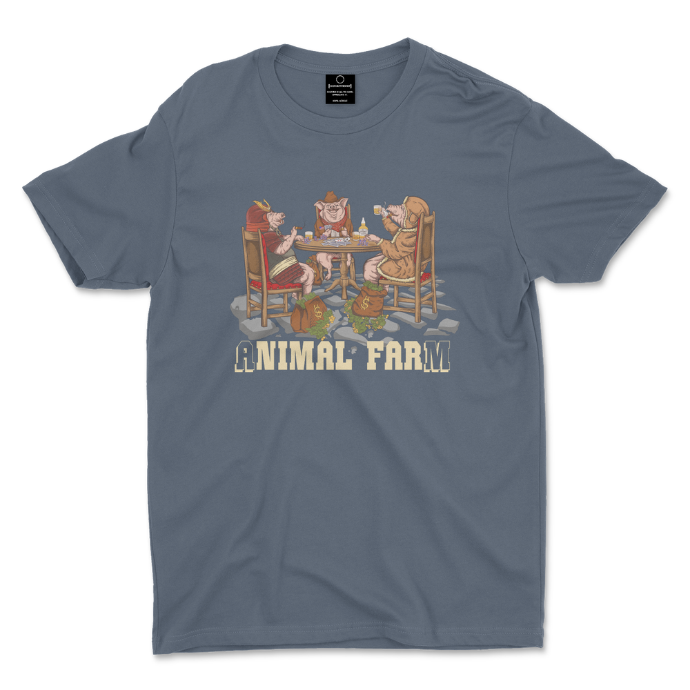 "George Orwell ""Animal Farm"" T-Shirt"