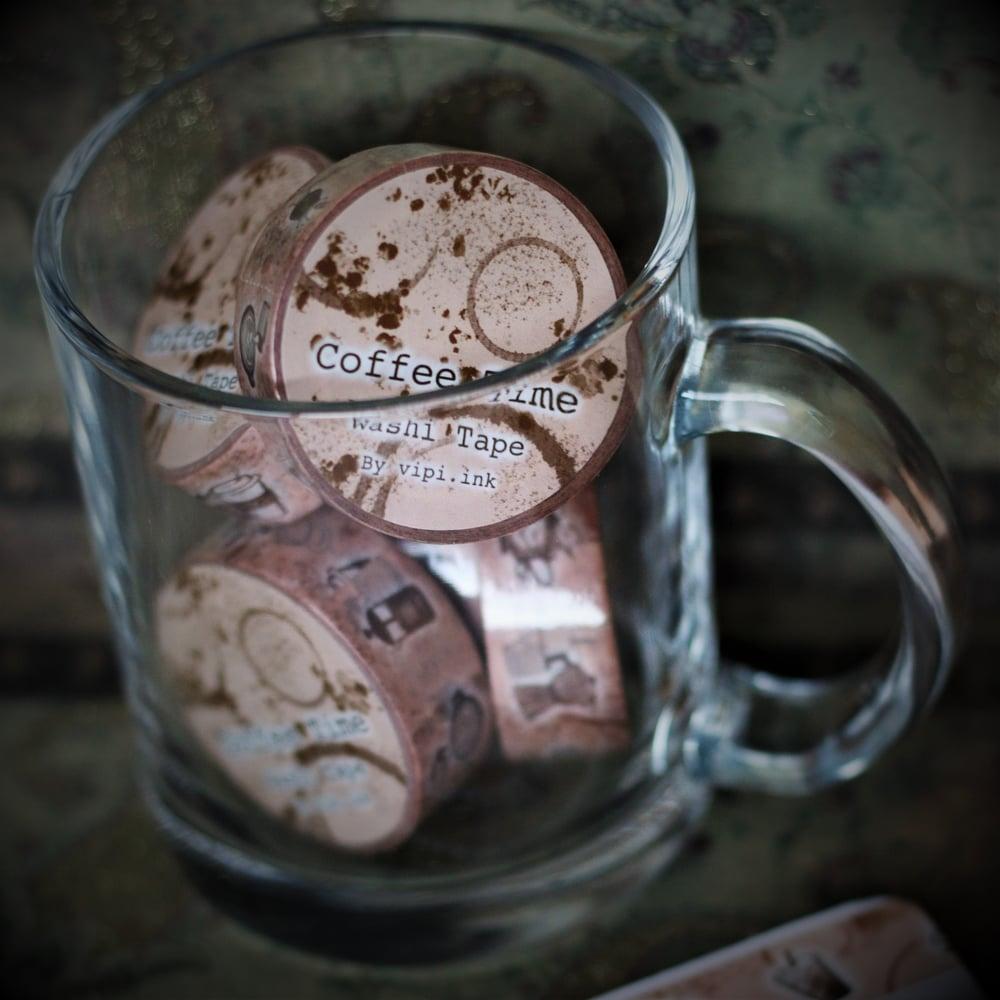 Image of Coffee Time Washi Tape
