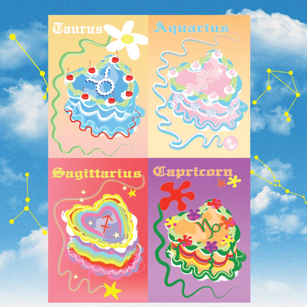 Image of Zodiac Collection
