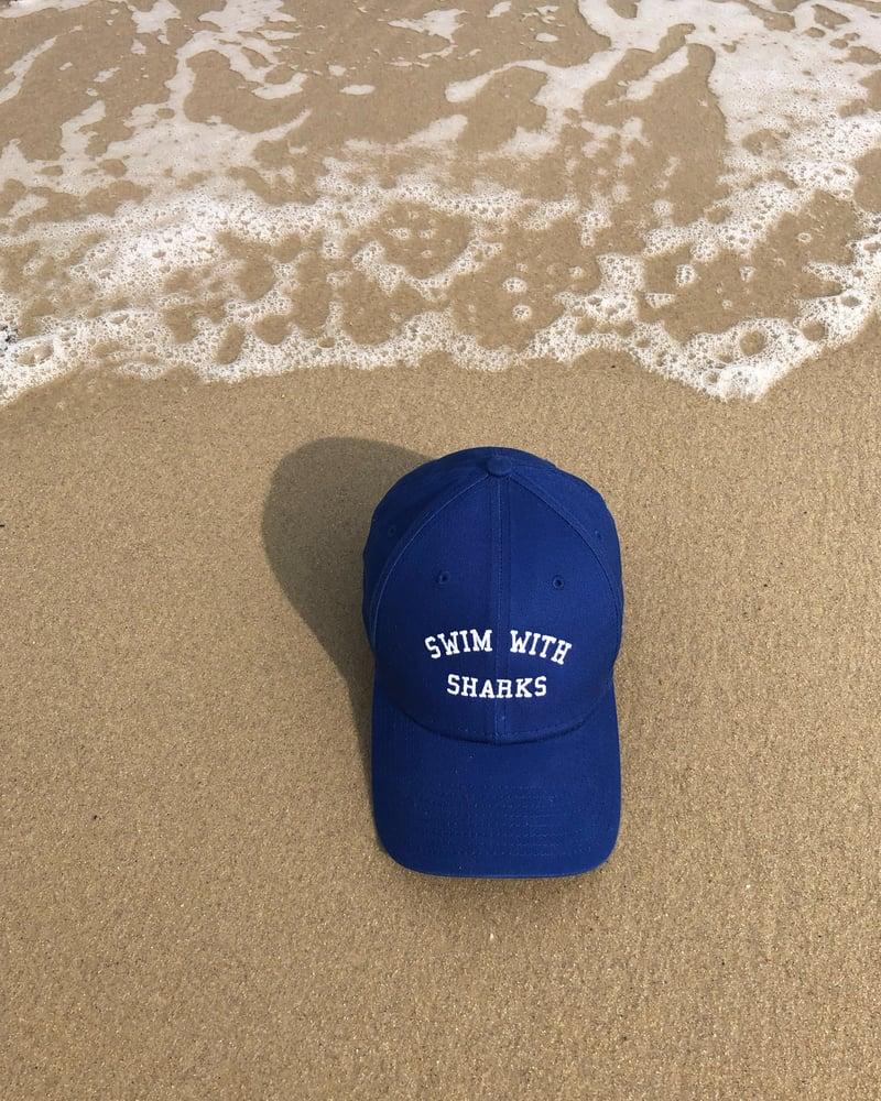 Image of Varsity Hat - Royal Blue