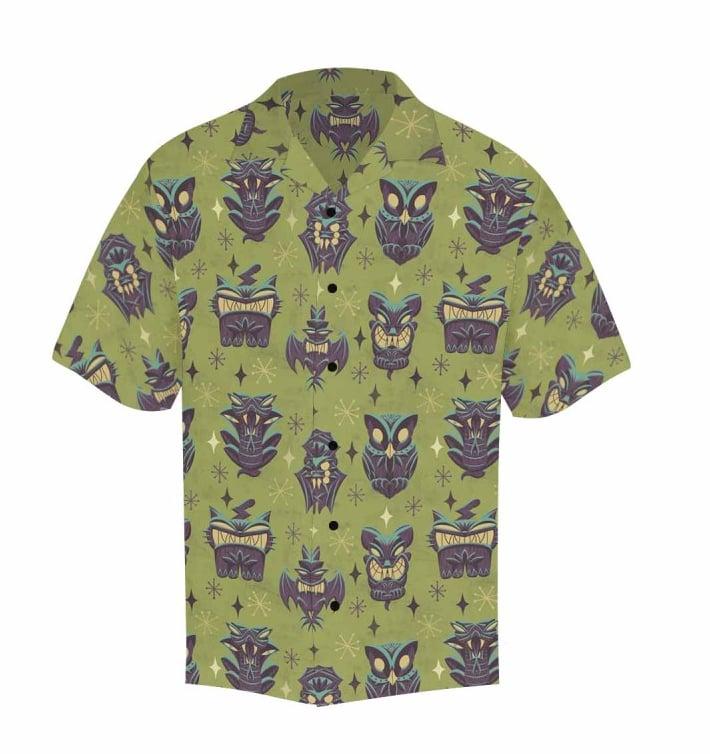 Tiki Vermin Aloha Shirt