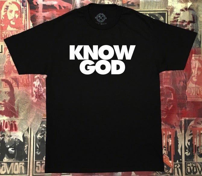 Image of Know God