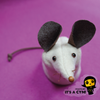 Mice white, pink, and grey ЪљГ