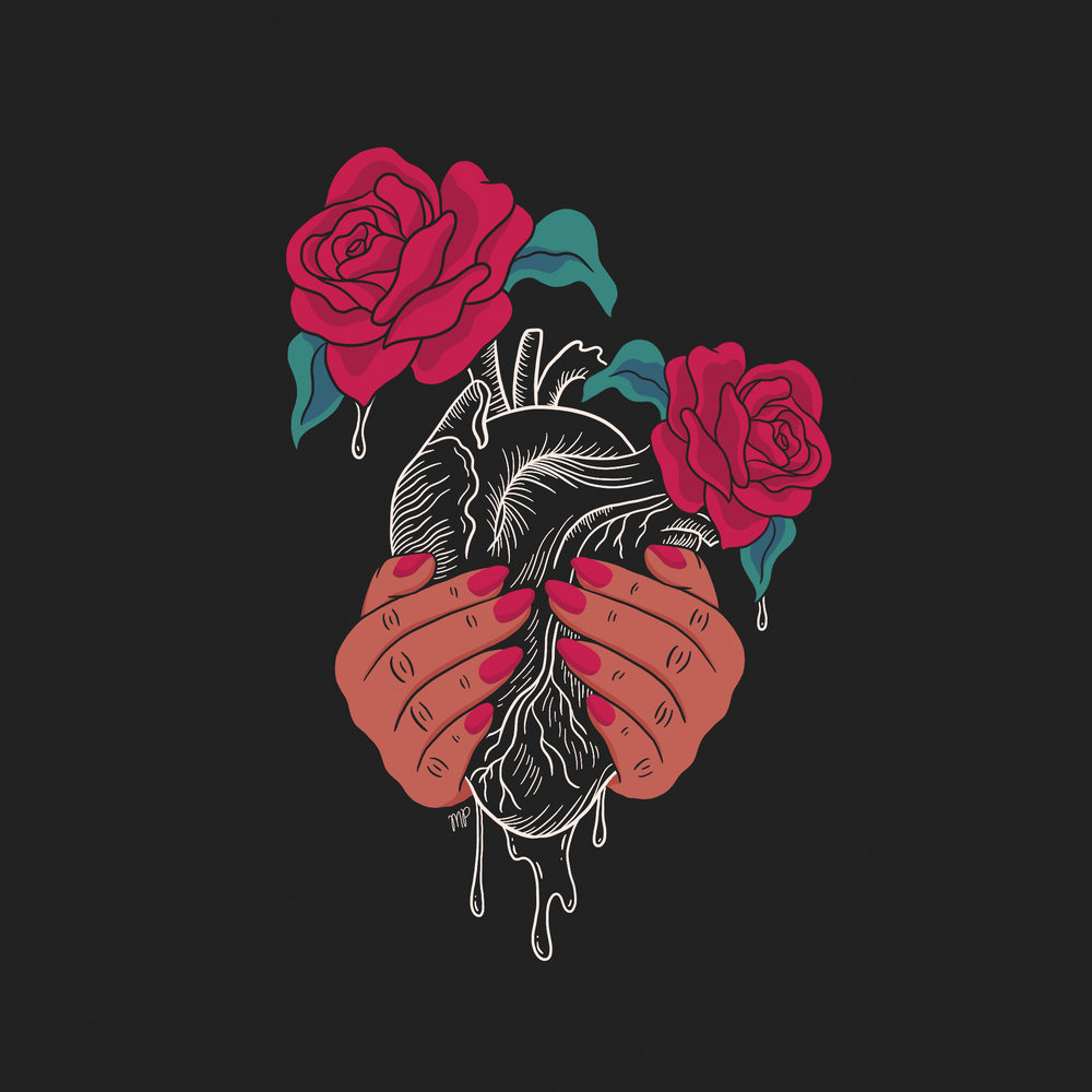 Image of Take Care of Your Heart Print