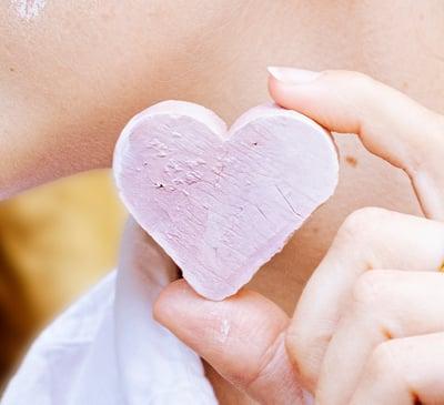 Image of Pink Clay Facial Bars