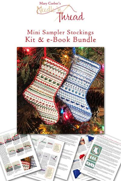 Image of Kit Bundle: Mini Sampler Stockings