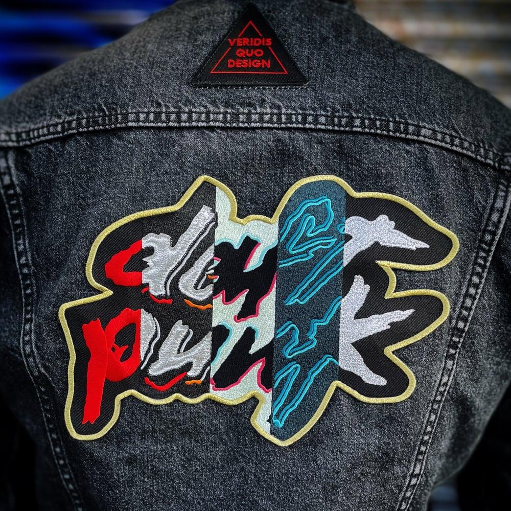 Image of The Daft Punk Anthology Back Patch