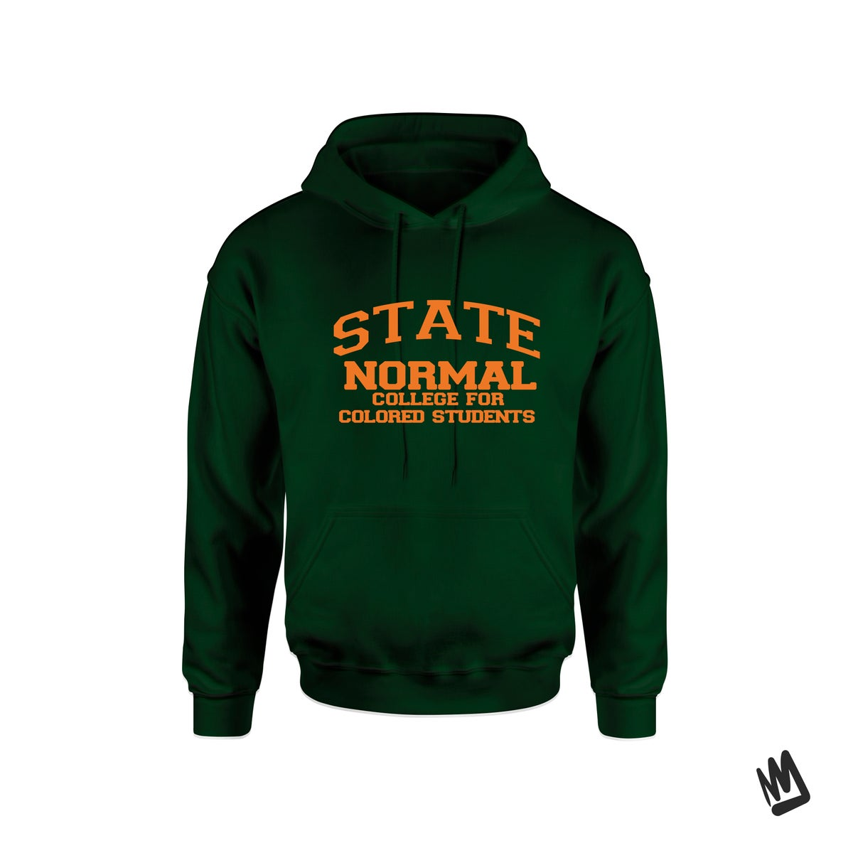 Image of STATE NORMAL 1887 HOODIES