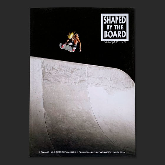 Image of Shaped By The Board #9