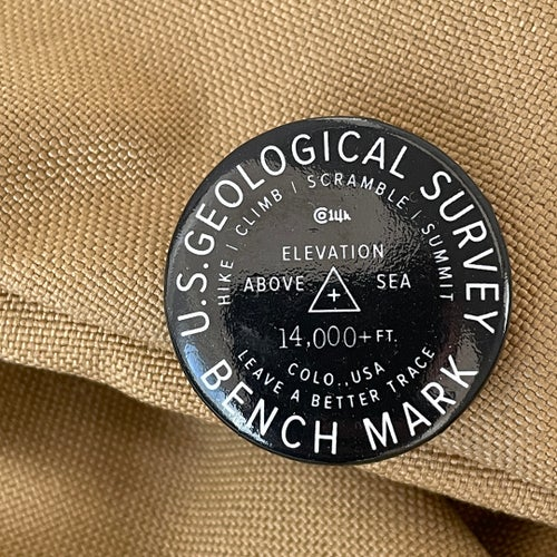 Image of Summit Marker Button