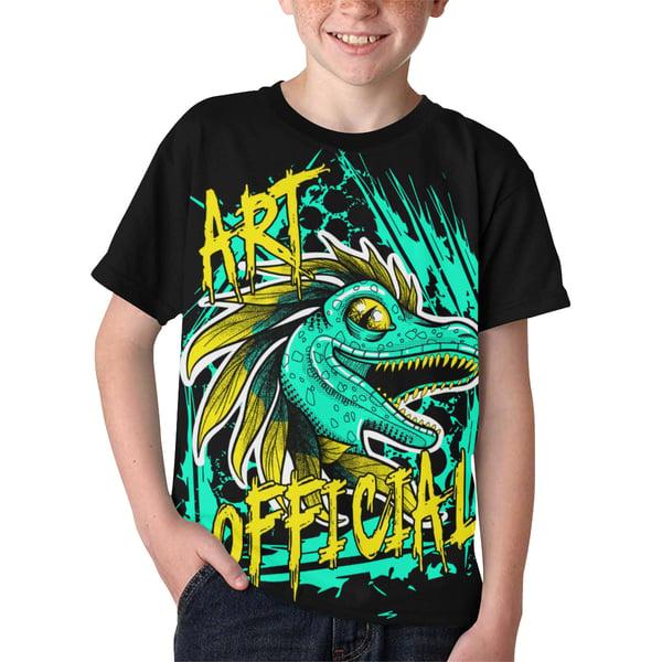 Image of VelAwesomeRaptor  (Kids)