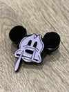 CRYING MOUSE PIN