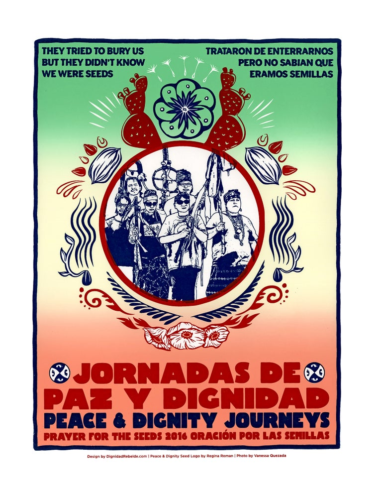 Image of Peace & Dignity Journey's 2016