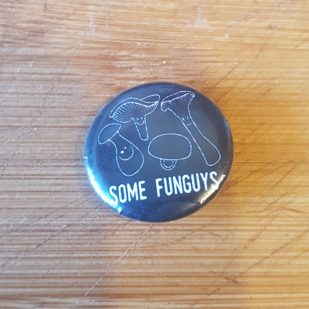 Image of Some Funguys Badge