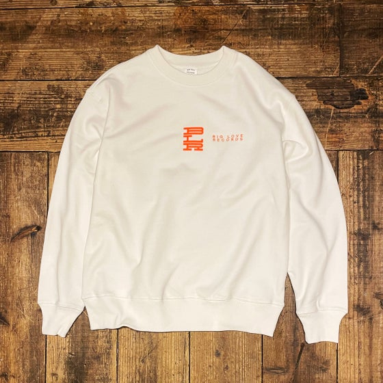 Image of BLR -WHITE- SWEATSHIRT