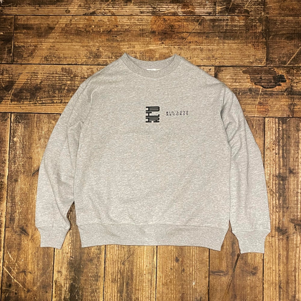 Image of BLR -GREY- SWEATSHIRT