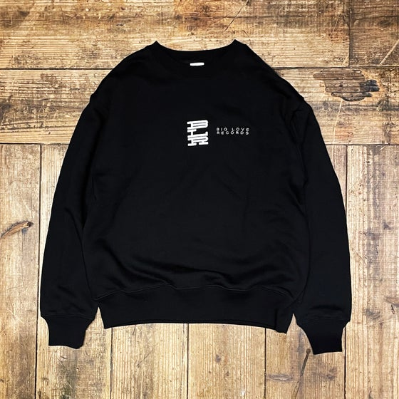 Image of BLR -BLACK- SWEATSHIRT