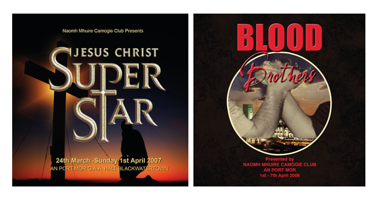Image of PRE-ORDER - DVD BUNDLE - JCSS & Blood Brothers