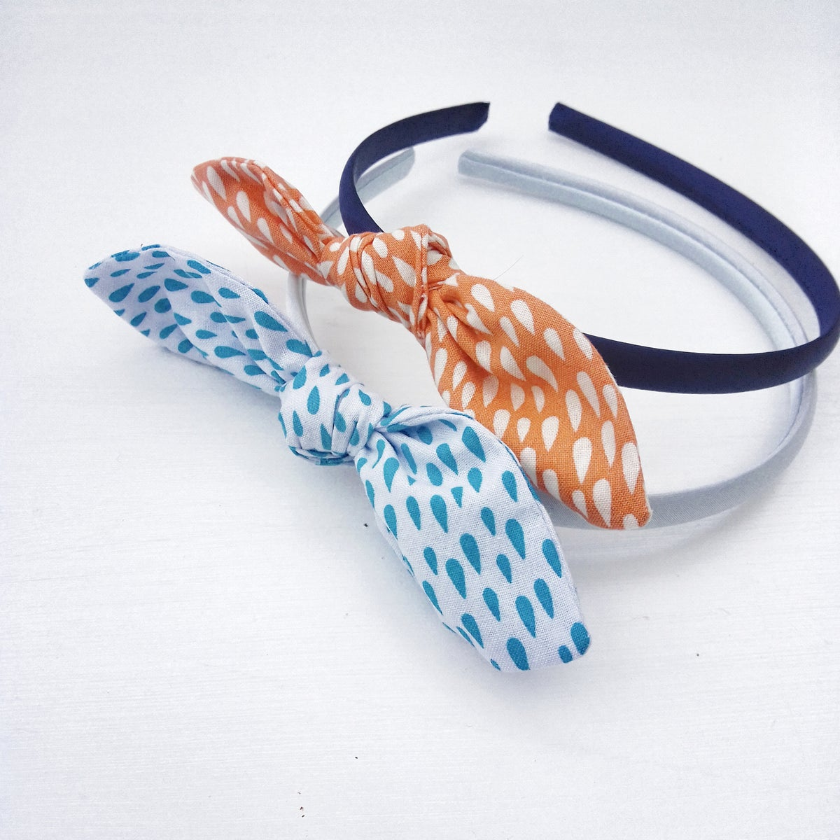Image of Knotted Bow Headband