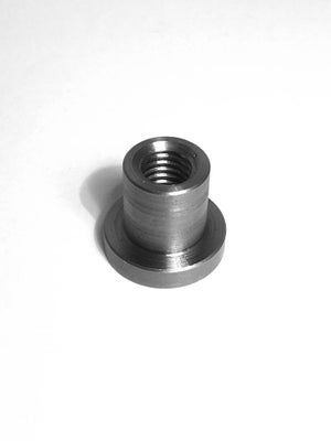 "Image of 5/16"" - 18 UNC Threaded Top Hat Bung"