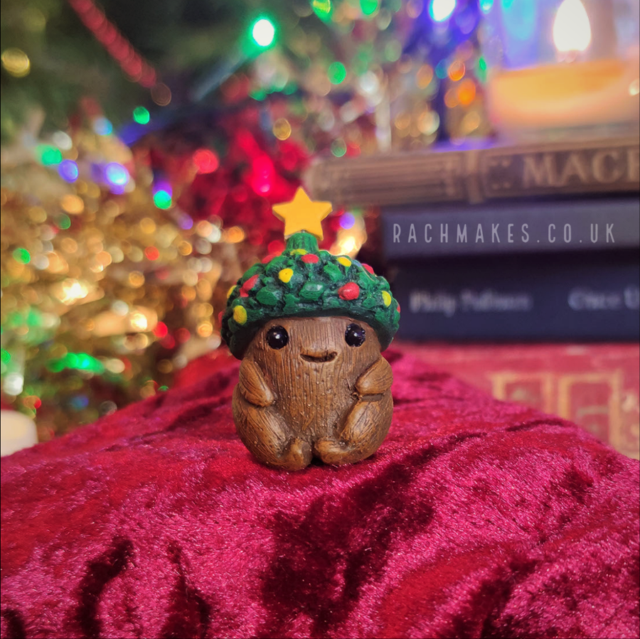 Image of Xmas Tree  Acorn Baby.