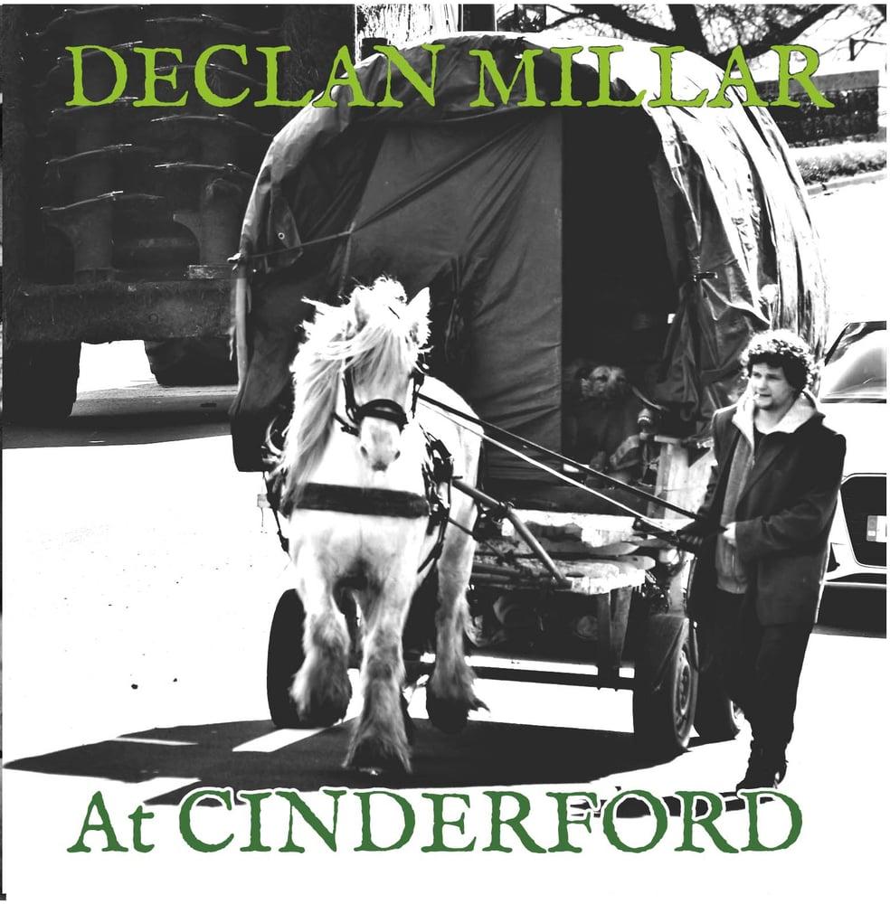 Image of Declan Millar at Cinderford