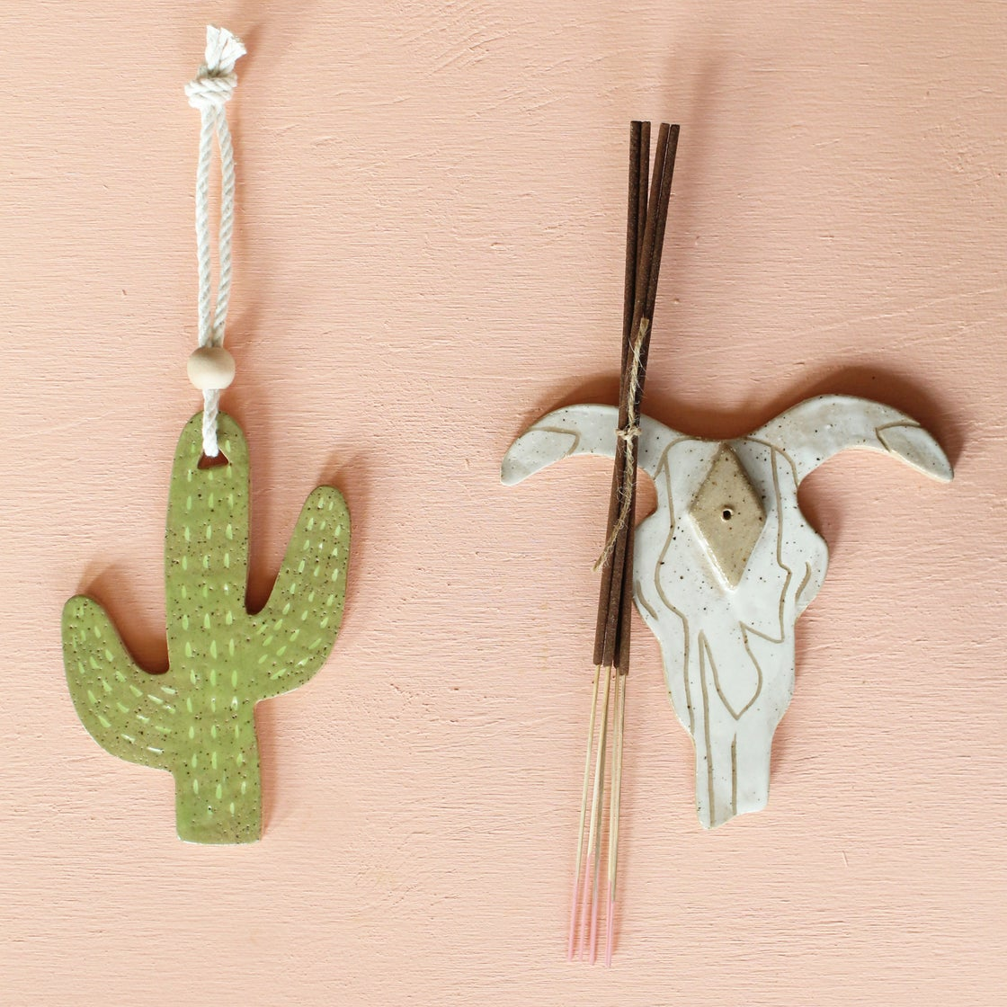 Image of Cactus Ornament - Janelle Gramling