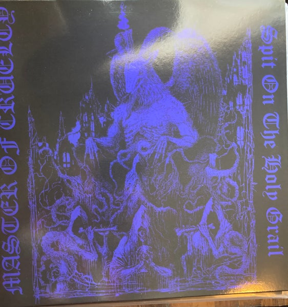 Image of Master of Cruelty-Split on the Holy Grail