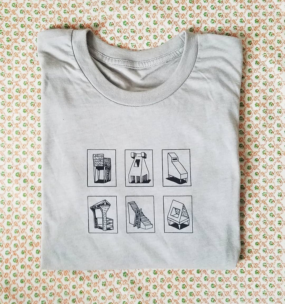 structures t-shirt