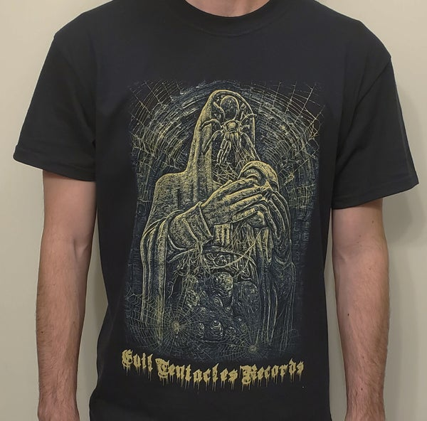 Image of Evil Tentacles shirt, Atlach-Nacha