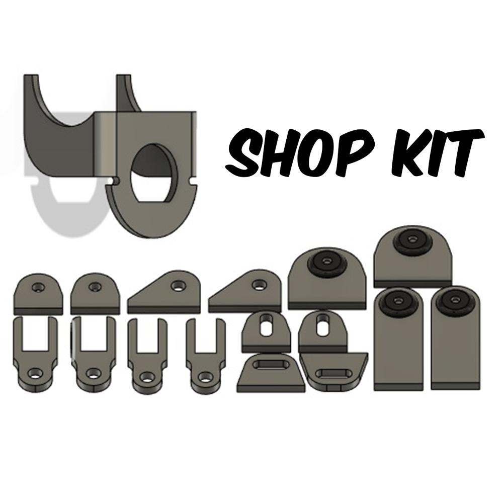 Image of Shop kit tab set
