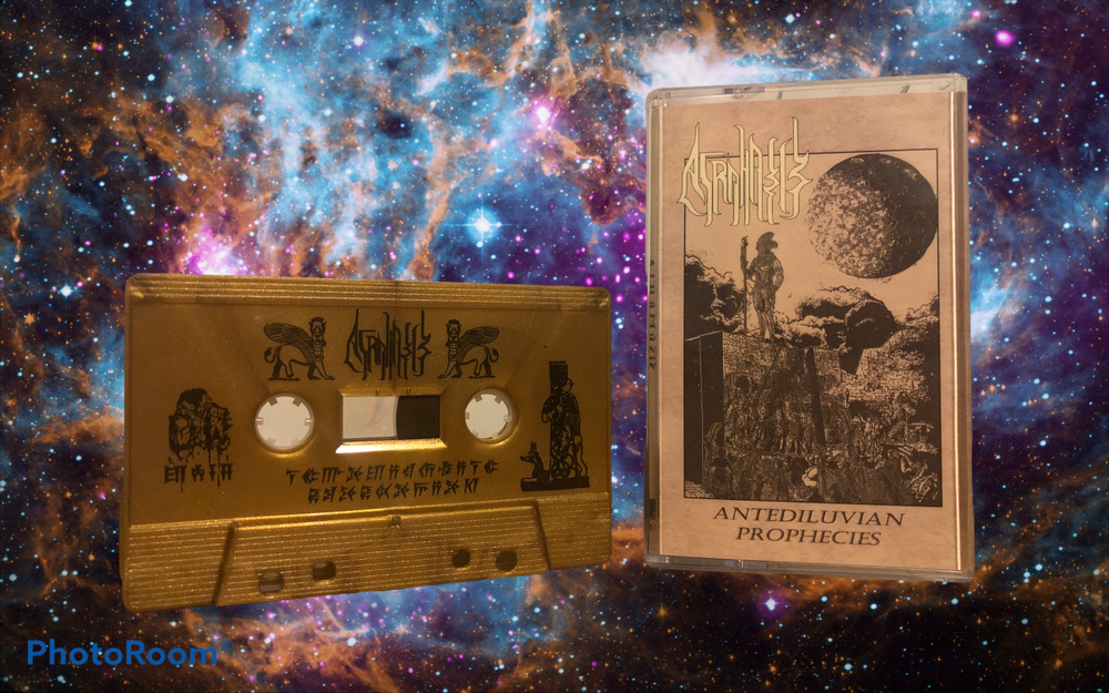 Image of Atrahasis - Antediluvian Prophecies
