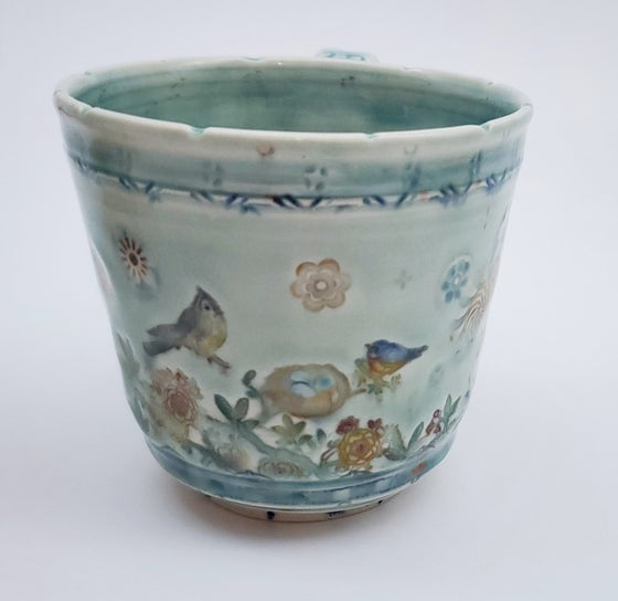 Image of Matroska Nest Porcelain Nest Cup