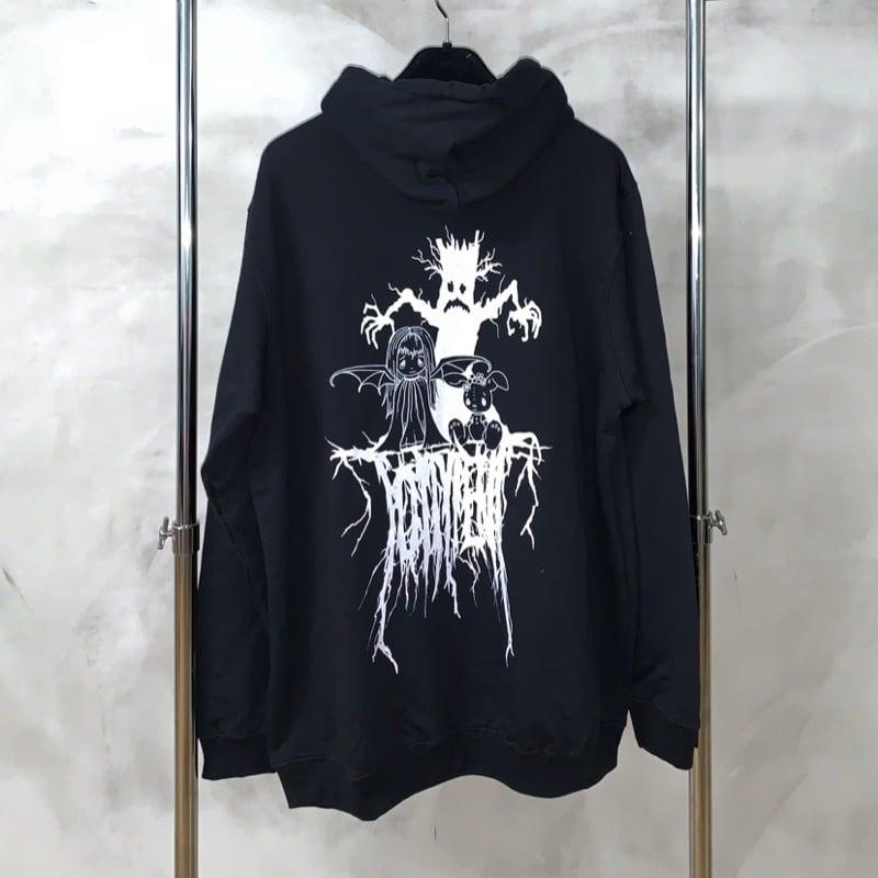 Image of Purgatory /// Torment' hoodie (pre-order)