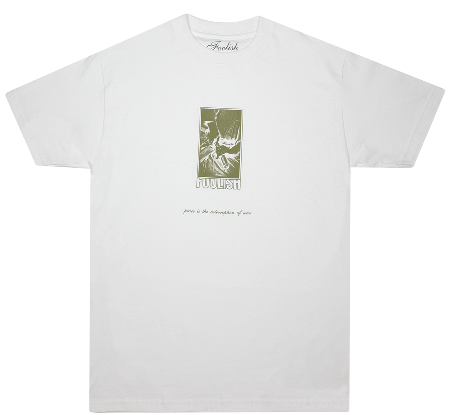 Image of Samurai Tee (White)