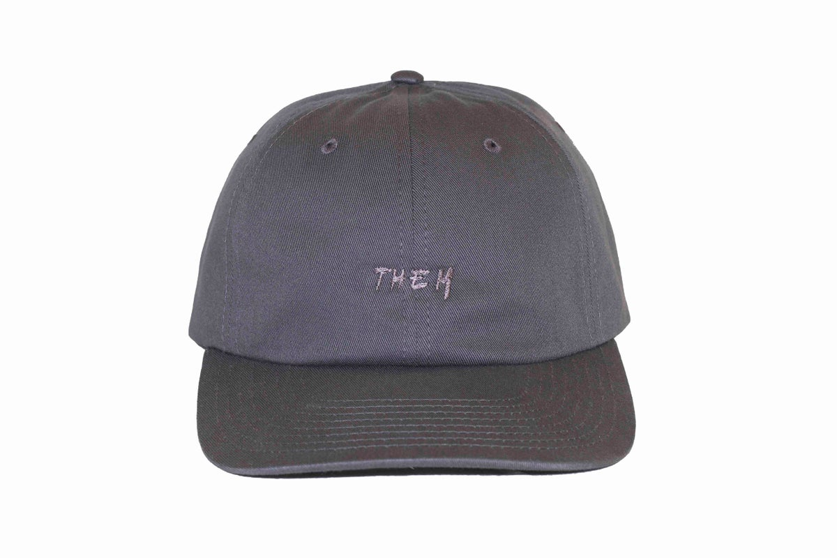 Image of OG Unstructured Cap - Charcoal