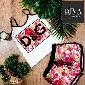 Image of Pijama D&G Flowers