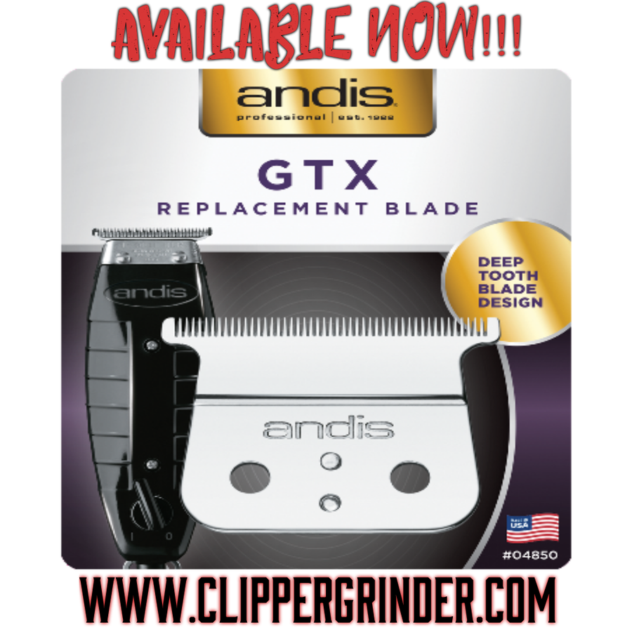 "Image of (3 Week Delivery) ""Modified"" Andis GTX Trimmer Blade"