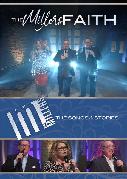 Image of FAITH - The Songs & Stories