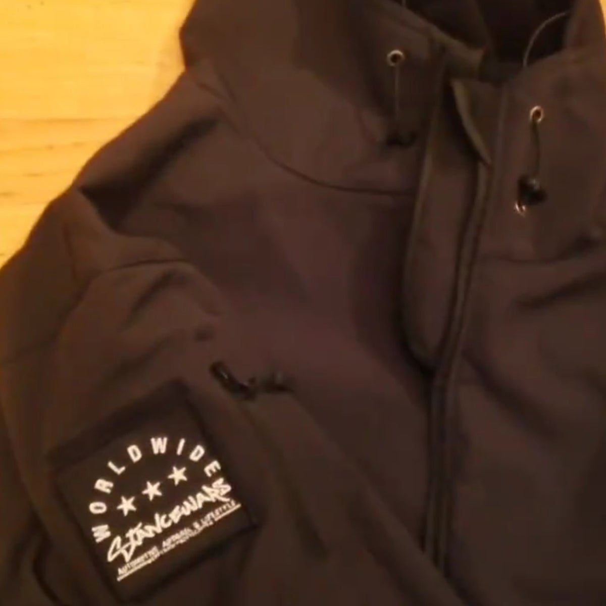 Image of The Elite Patch Jacket