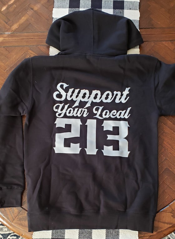 Image of Support your Local 213 Hoodie
