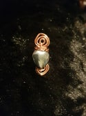 Copper Wire Wrapped Hair Adornments (1)