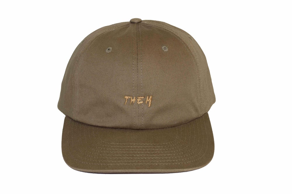 Image of OG Unstructured Cap - Olive