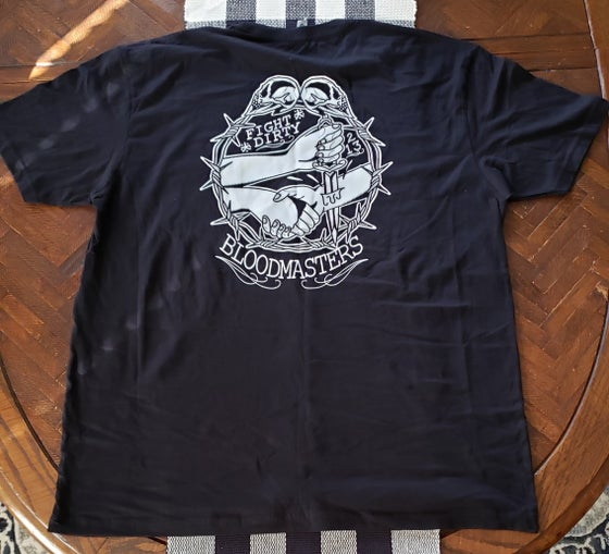 Image of BloodMasters Fight Dirty Pocket Tee