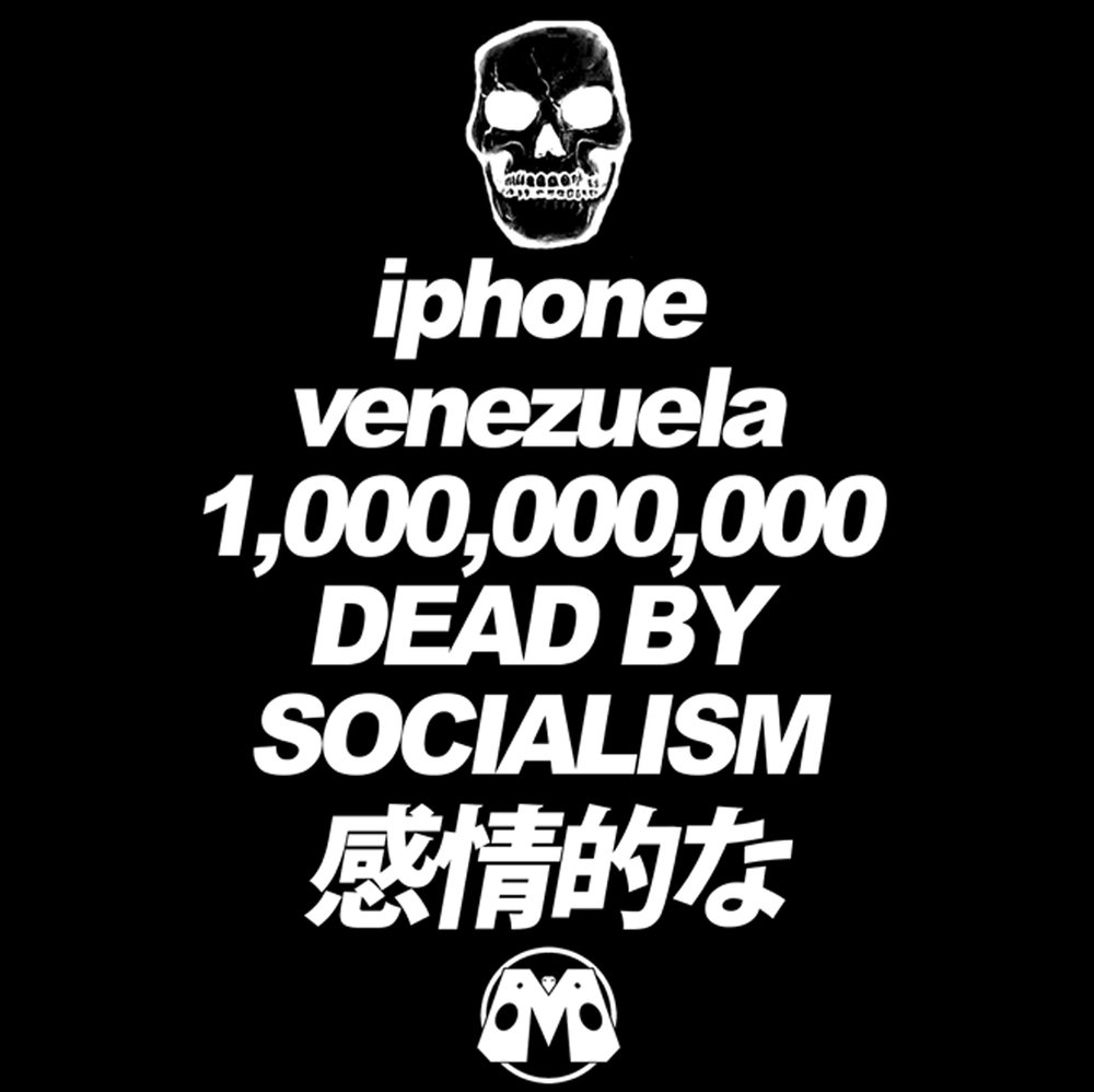 Image of THE LEFT CAN'T MEME (1,000,000,000 dead by Socialism) shirt