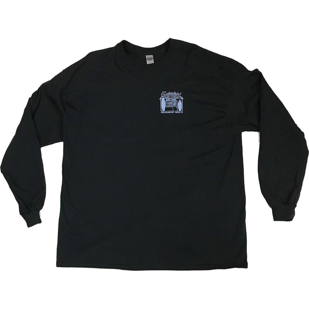 FSS Shop Long-sleeve Blueberry